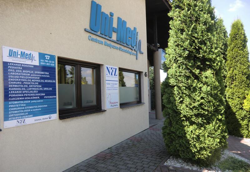 stomatolodzy - Uni-Med Centrum Medyczno ... zdjęcie 7