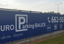 parking strzeżony - EURO Parking BALICE zdjęcie 7