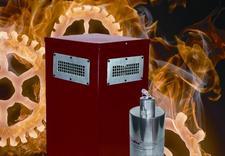 generatory areozoli gaśniczych - Nuuxe-Radioton. Systemy g... zdjęcie 8