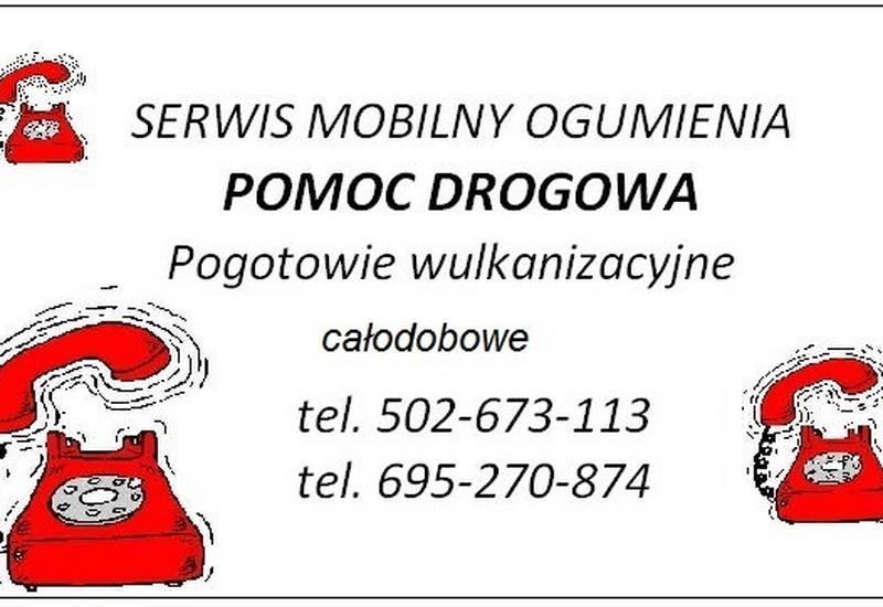 serwis mobilny samochodów osobowych - Serwis ogumienia Paweł Ko... zdjęcie 5