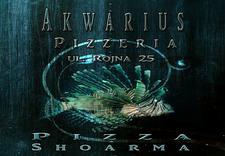 pizza nocą - Pizzeria Akwarius zdjęcie 4