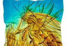 apaszki ręcznie malowane - Luma Milanówek zdjęcie 5