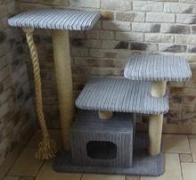 Drapaki dla Dużych Kotów