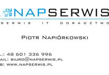 outsourcing - NAPSERWIS PIOTR NAPIORKOW... zdjęcie 1