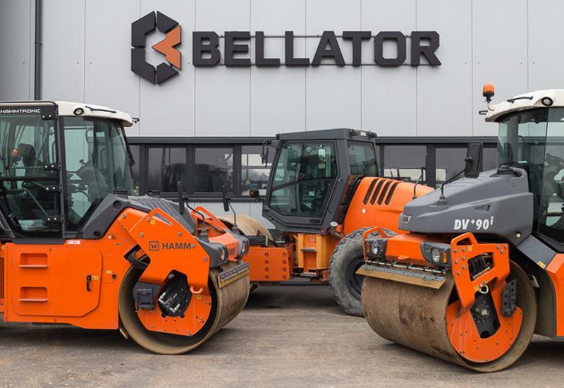 wynajem maszyn budowlanych - BELLATOR Maszyny Budowlan... zdjęcie 6