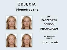 Zdjęcia biometryczne
