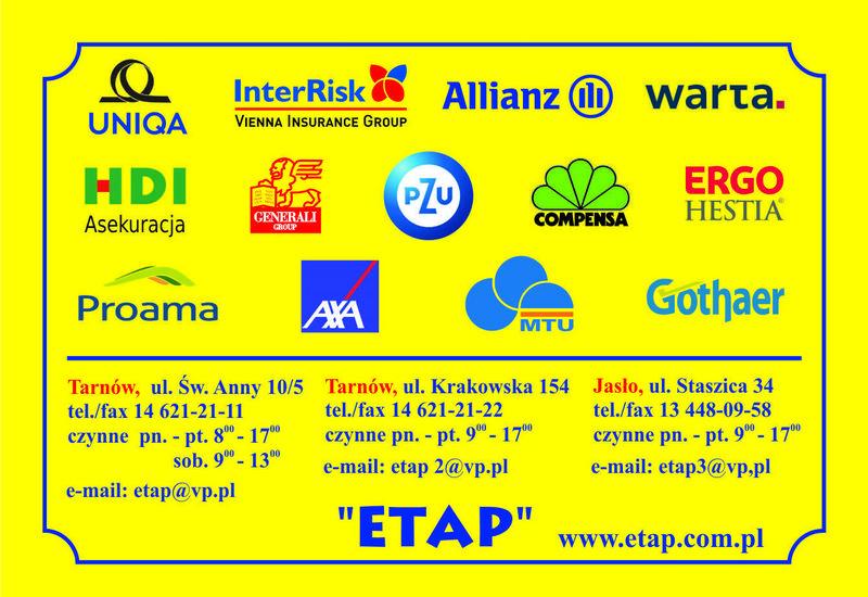 reso - Ubezpieczenia ETAP - ubez... zdjęcie 1