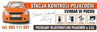 Envimar. Stacja kontroli pojazdów, rejestracja pojazdów, stacja diagnostyczna. - Puck, I Armii Wojska Polskiego 40