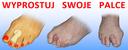 wyroby ortopedyczne, opaski na palce, opaska na palec