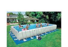 baseny, pontony, materace