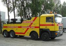 ratownictwo drogowe ciężarówek - Holowanie Samochodów Cięż... zdjęcie 3