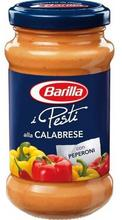 Barilla Pesto Calabrese - Peperoni 190gr vetro