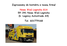 Pomoc drogowa