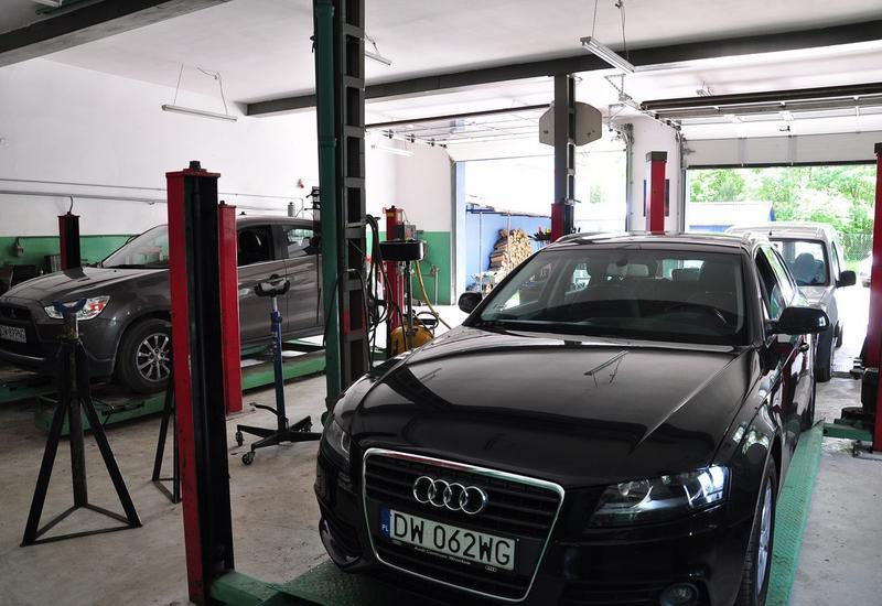 dostawczych - Auto Serwis Marek Ryś zdjęcie 5