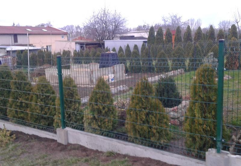 ogrodzenia betonowe kaczmarek - Karbud Janusz Kaczmarek zdjęcie 4