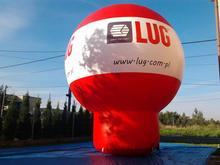 Balon reklamowy Globo 5m LUG