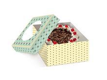 Pudełko na tort z okienkiem