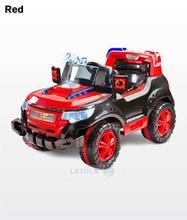 Samochód dla dzieci na akumulator PATROL