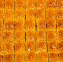 Baklawa - tradycyjne ciastka orientalne
