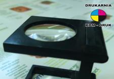 druk formatu B2 - Drukarnia Kom-Druk. Druk ... zdjęcie 2