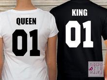 """Komplet """"Queen, King"""""""