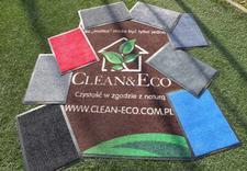 maty reklamowe - Clean & Eco - Wycieraczki... zdjęcie 1