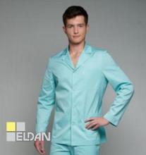 Bluza BORYS długi rękaw seledynowa L