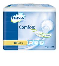 TENA Comfort Extra, pieluchy anatomiczne, 40 sztuk