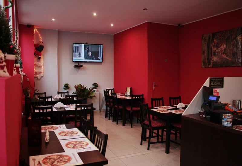 pizzeria - PIZZERIA OMAGGIO ŻABIANKA zdjęcie 1