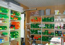 Hurtownia akcesoriów meblowych, frontów, płyt i blatów meblowych