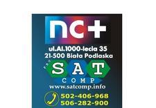 telewizja nc+ - SAT-COMP. Montaż, serwis ... zdjęcie 2