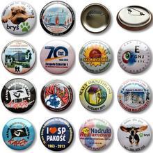 Przypinki - buttony - przypinki reklamowe