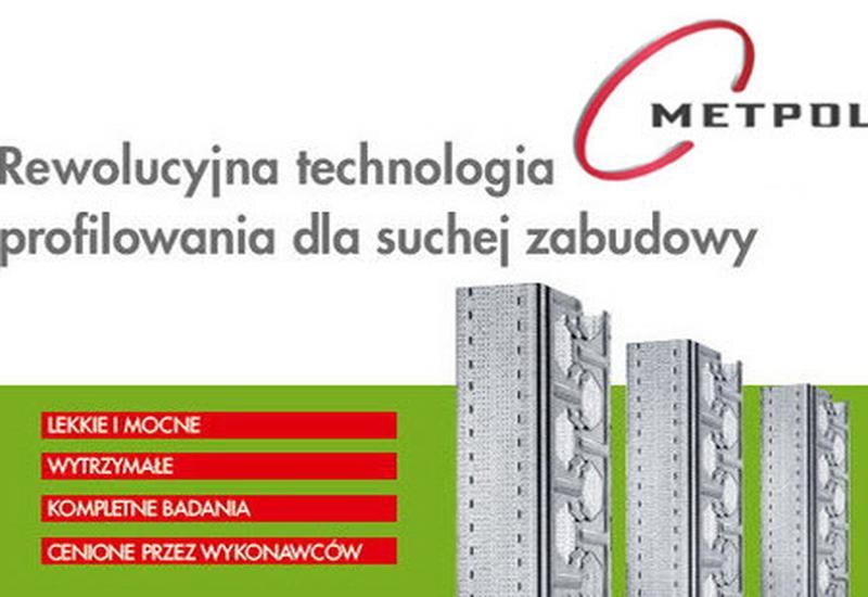 materiały budowlane - Metpol Sp. z o.o. Profile... zdjęcie 1