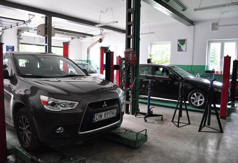 samochodów - Auto Serwis Marek Ryś zdjęcie 4