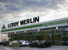 Hala centrum budowlanego LEROY MERLIN