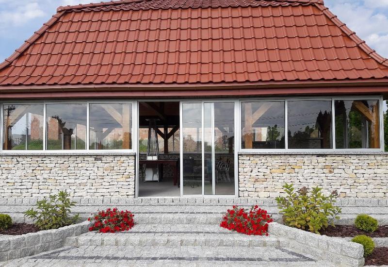ściany rozsuwane - Beata Drobniczak Okno-Bud zdjęcie 1
