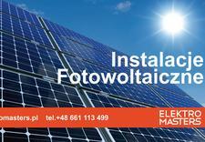 montaż instalacji fotowoltaicznych - Elektro Masters Sp. z o.o... zdjęcie 2
