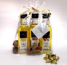 Zestaw prezentowy z olejem sezamowym Olinka