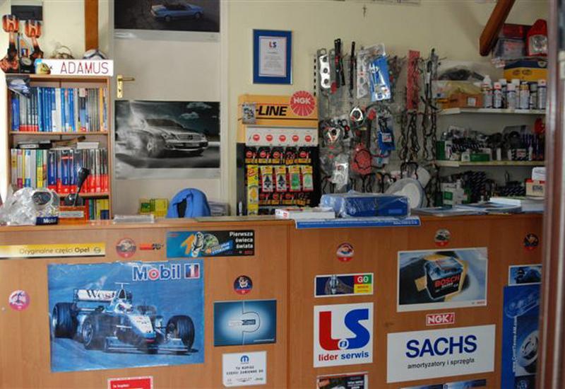 shell - SENTYRZ Sklep&Service zdjęcie 4