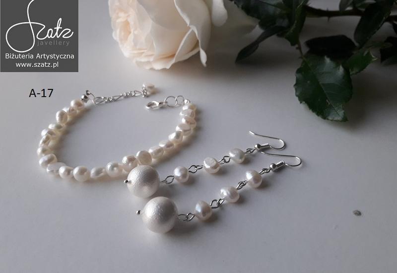 zestawy biżuterii - Szatz. Biżuteria artystyc... zdjęcie 5