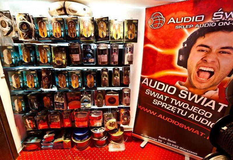 głośniki montażowe Warszawa - Audio Świat Sp. z o.o. zdjęcie 2