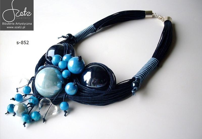 biżuteria wizytowa - Szatz. Biżuteria artystyc... zdjęcie 4