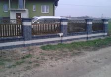 montaż ogrodzeń - Karbud Janusz Kaczmarek zdjęcie 5