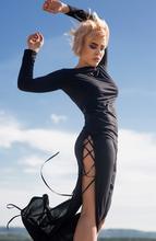 Sukienka Maxi Straps