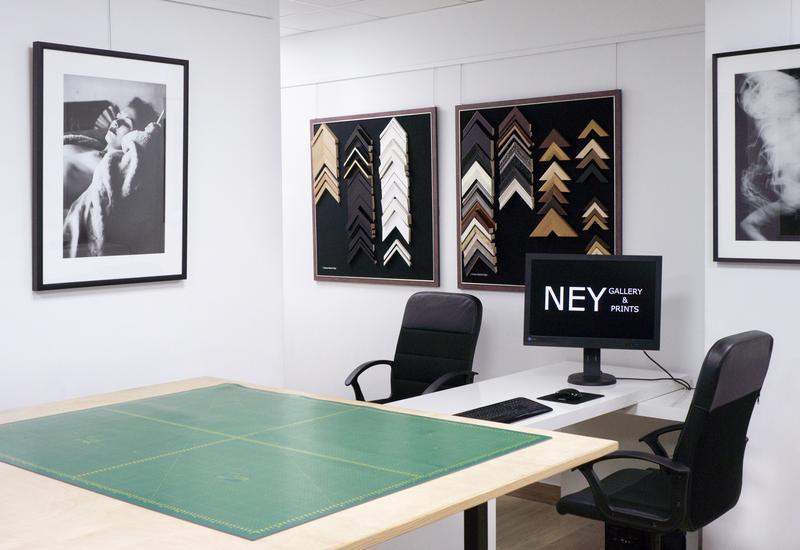 druk artystyczny - Ney Gallery&Prints zdjęcie 1