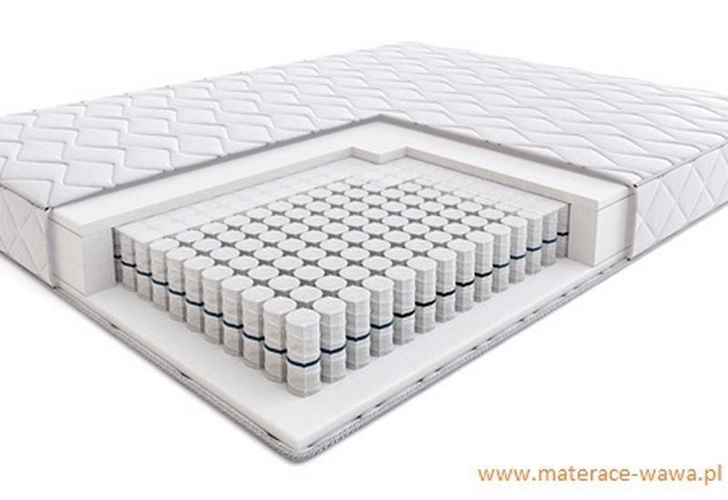 dobry materac piankowy - Świat Materacy Serene Exc... zdjęcie 3