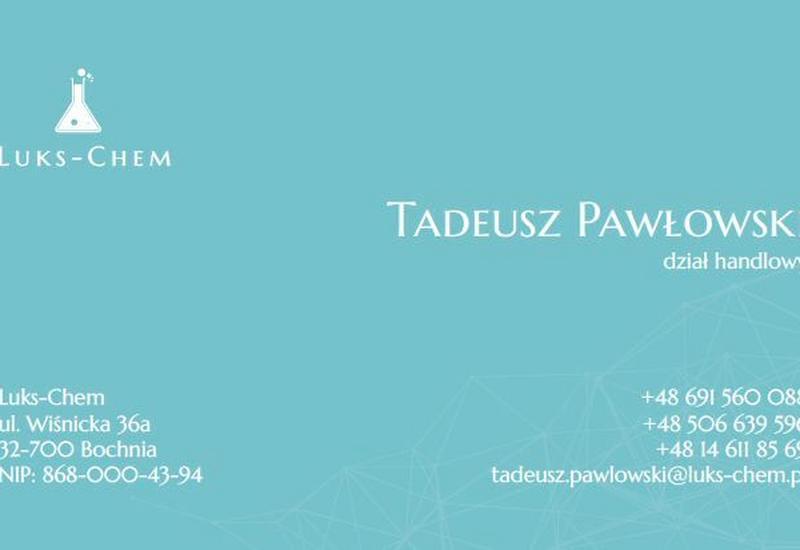 dezynfekcja basenów - Teresa Pawłowska Luks Che... zdjęcie 1