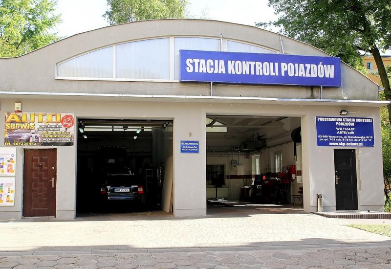 stacje kontroli pojazdów - Stacja kontroli pojazdów zdjęcie 5