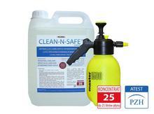 Clean-N-Safe (koncentrat 5l) i spryskiwacz 1,5l