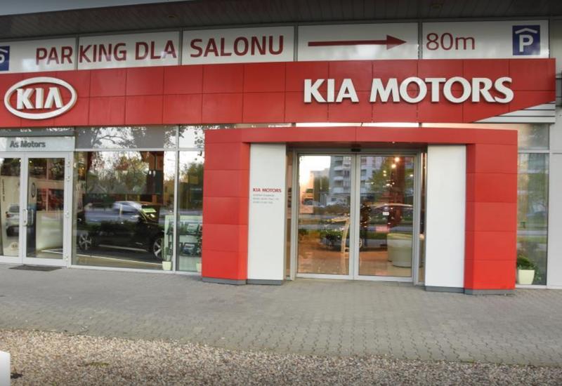 motors - KIA Salon - Autoryzowany ... zdjęcie 2